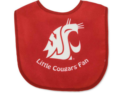 Washington State Cougars All Pro Baby Bib