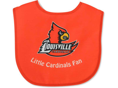 Louisville Cardinals All Pro Baby Bib