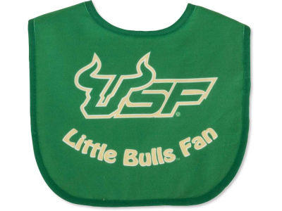 South Florida Bulls All Pro Baby Bib