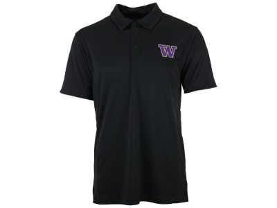Washington Huskies NCAA Men's Solid Polo Shirt