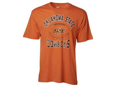 Oklahoma State Cowboys NCAA Men's Grid Football T-Shirt