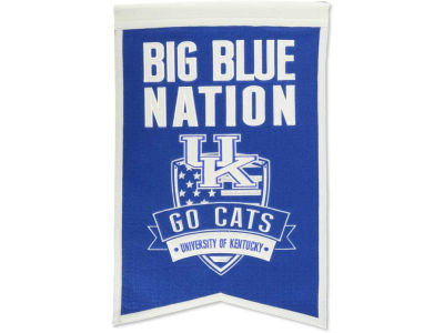 Kentucky Wildcats Winning Streak Nation Banner