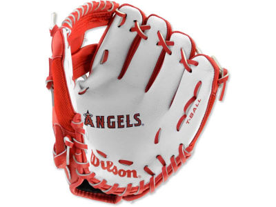 Los Angeles Angels Tee Ball Glove