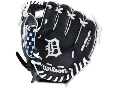 Detroit Tigers Tee Ball Glove