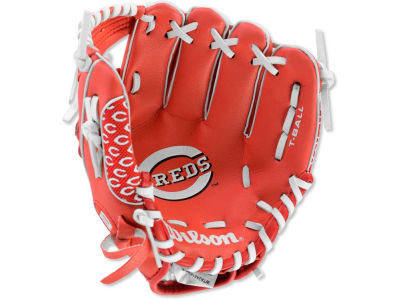 Cincinnati Reds Tee Ball Glove