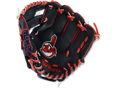 Cleveland Indians Tee Ball Glove