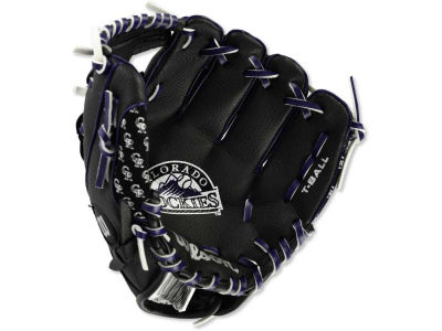 Colorado Rockies Tee Ball Glove