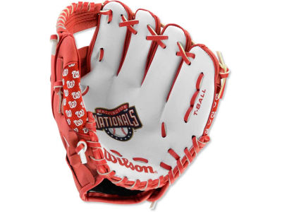 Washington Nationals Tee Ball Glove