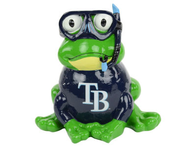 Tampa Bay Rays Thematic Frog Figure