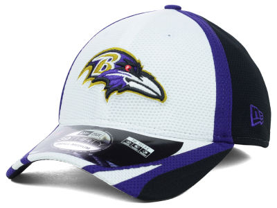 Baltimore Ravens New Era NFL 2014 Training 39THIRTY XP Cap