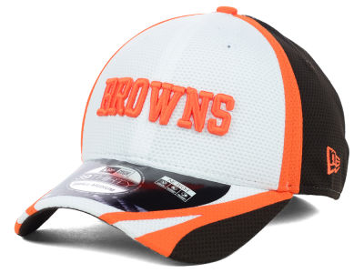 Cleveland Browns New Era NFL 2014 Training 39THIRTY XP Cap