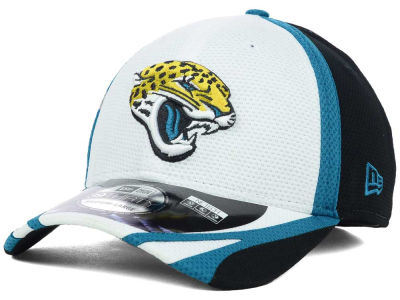Jacksonville Jaguars New Era NFL 2014 Training 39THIRTY XP Cap