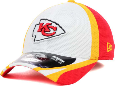 Kansas City Chiefs New Era NFL 2014 Training 39THIRTY XP Cap
