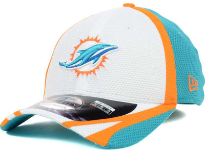 Miami Dolphins New Era NFL 2014 Training 39THIRTY XP Cap