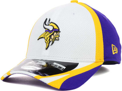 Minnesota Vikings New Era NFL 2014 Training 39THIRTY XP Cap