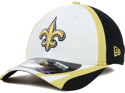 New Orleans Saints New Era NFL 2014 Training 39THIRTY XP Cap