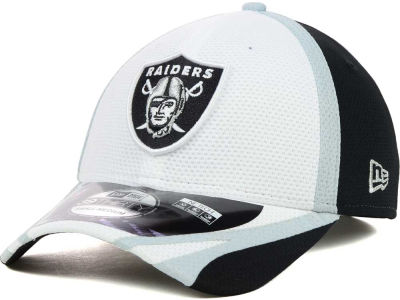 Oakland Raiders New Era NFL 2014 Training 39THIRTY XP Cap