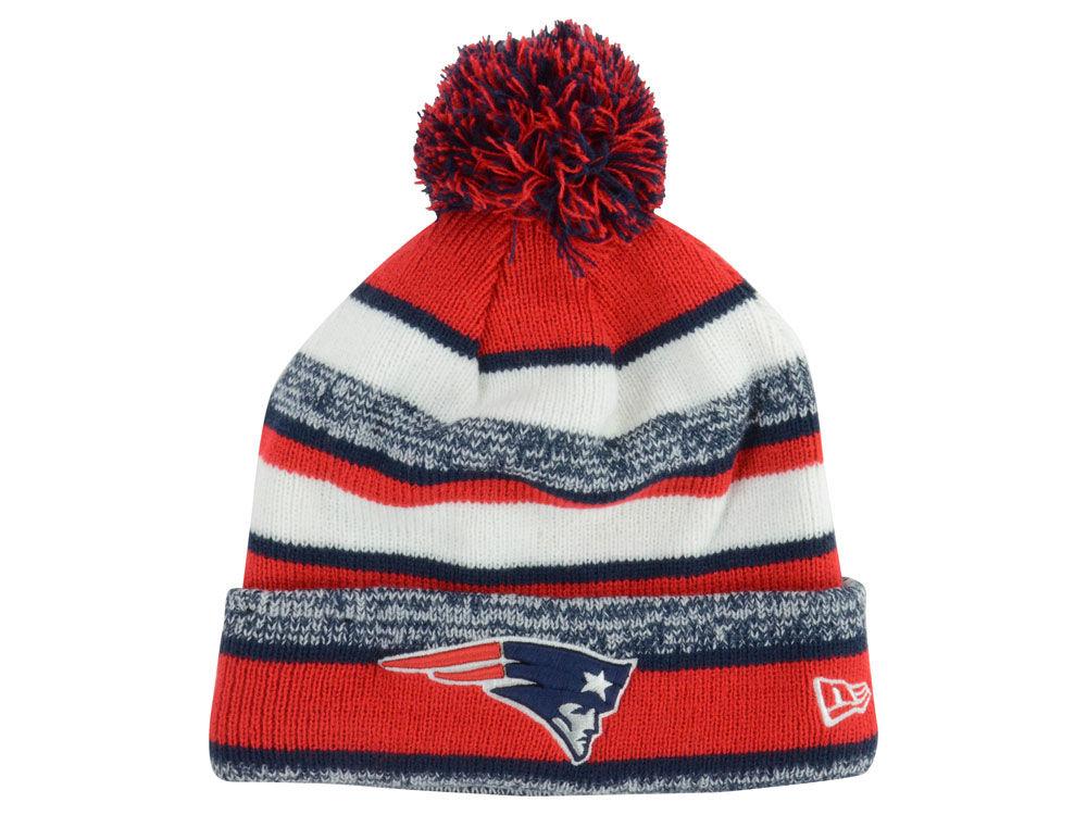 New England Patriots New Era NFL 2014 Sport Knit  f34473d91