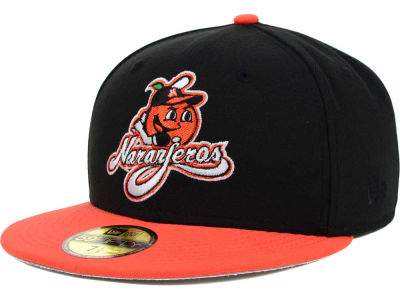 Naranjeros de Hermosillo New Era Mexican Pacific 59FIFTY Cap