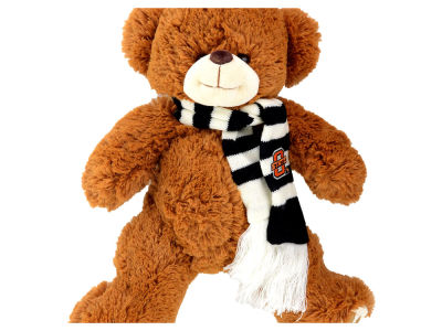 Oklahoma State Cowboys Cocoa Bear with Scarf