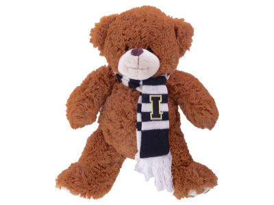 Iowa Hawkeyes Cocoa Bear with Scarf