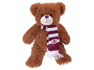 Iowa State Cyclones Cocoa Bear with Scarf