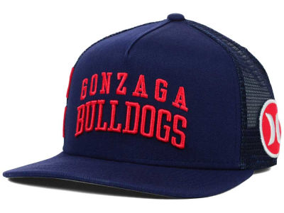 Gonzaga Bulldogs Hurley NCAA Team Block Party Trucker