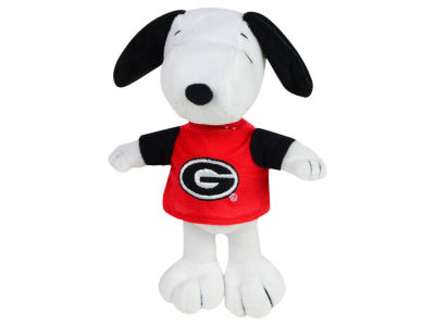 Georgia Bulldogs 8in Snoopy Plush