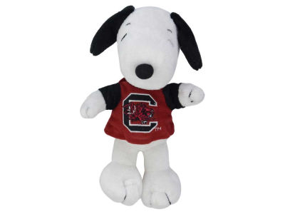 South Carolina Gamecocks 8in Snoopy Plush