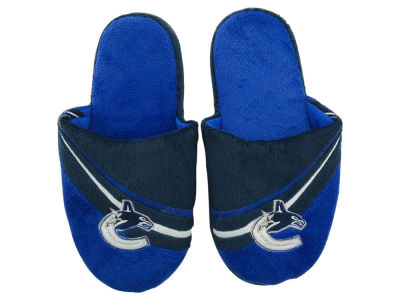 Vancouver Canucks Youth Team Slippers