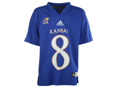 Kansas Jayhawks NCAA Youth Replica Football Jersey