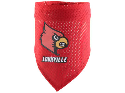 Louisville Cardinals Pet Bandana S/M