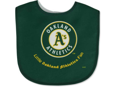 Oakland Athletics All Pro Baby Bib