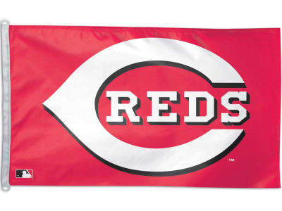 Cincinnati Reds 3x5ft Flag
