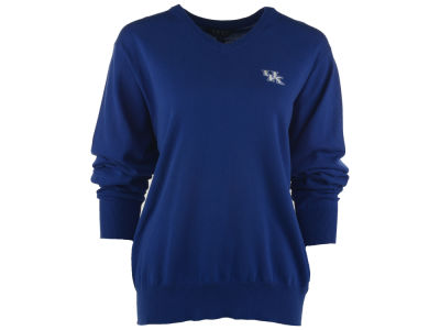 Kentucky Wildcats NCAA Men's Solid V-Neck Sweater
