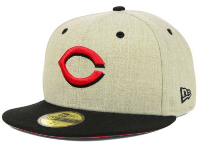 Cincinnati Reds New Era MLB Team OAT 59FIFTY Cap