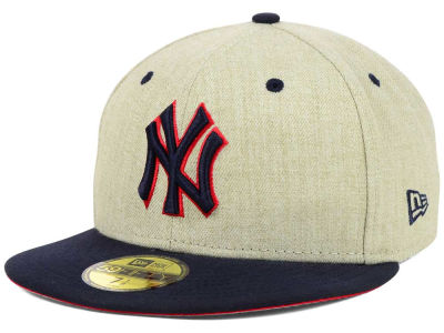 New York Yankees New Era MLB Team OAT 59FIFTY Cap