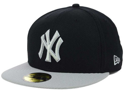 New York Yankees New Era MLB Black Diamond Era 59FIFTY Cap
