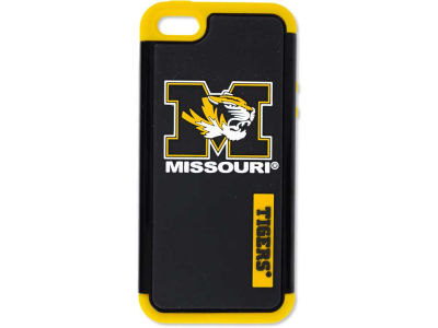 Missouri Tigers iPhone SE Dual Hybrid Case
