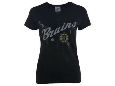 Boston Bruins NHL Women's Hip Check T-Shirt