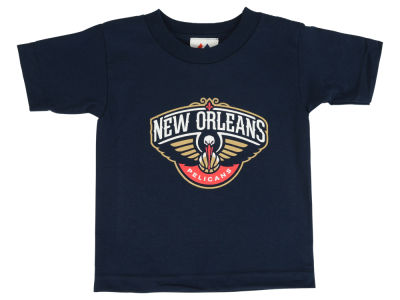 New Orleans Pelicans Anthony Davis NBA Toddler Name Number T-Shirt