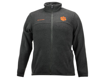 Clemson Tigers Columbia NCAA Flanker Full Zip Jacket