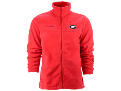 Georgia Bulldogs NCAA Flanker Full Zip Jacket