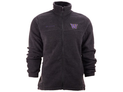 Washington Huskies Columbia NCAA Flanker Full Zip Jacket