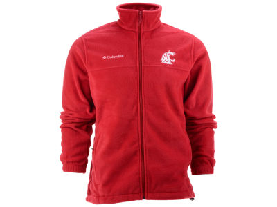 Washington State Cougars NCAA Flanker Full Zip Jacket
