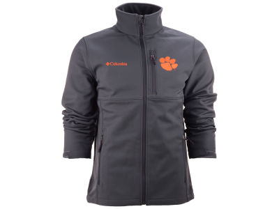 Clemson Tigers Columbia NCAA Ascender Softshell Jacket
