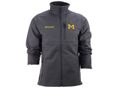 Michigan Wolverines NCAA Ascender Softshell Jacket