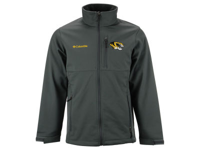Missouri Tigers NCAA Ascender Softshell Jacket