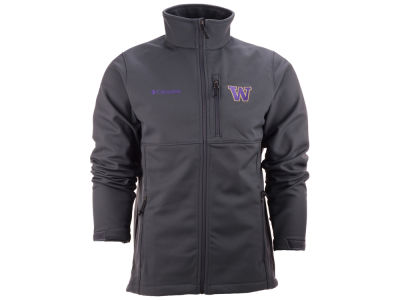 Washington Huskies NCAA Ascender Softshell Jacket