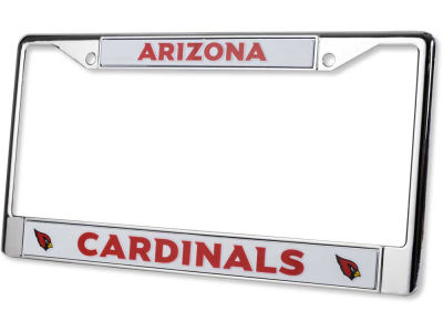 Arizona Cardinals Chrome Frame